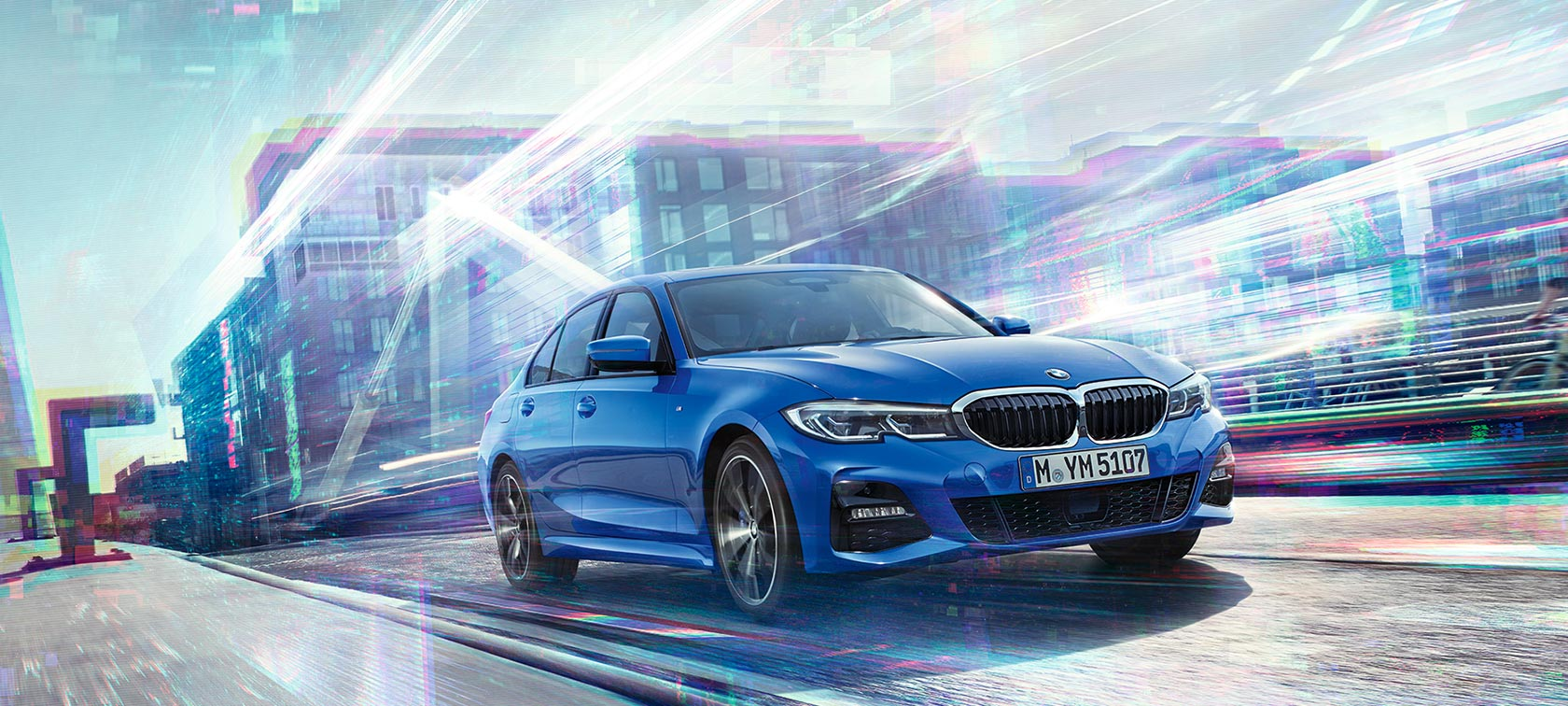 THE ALL-NEW BMW 3 SERIES DEBUT.